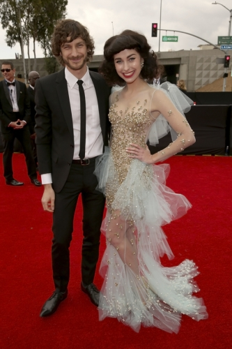 Kimbra (with Gotye) in Perth