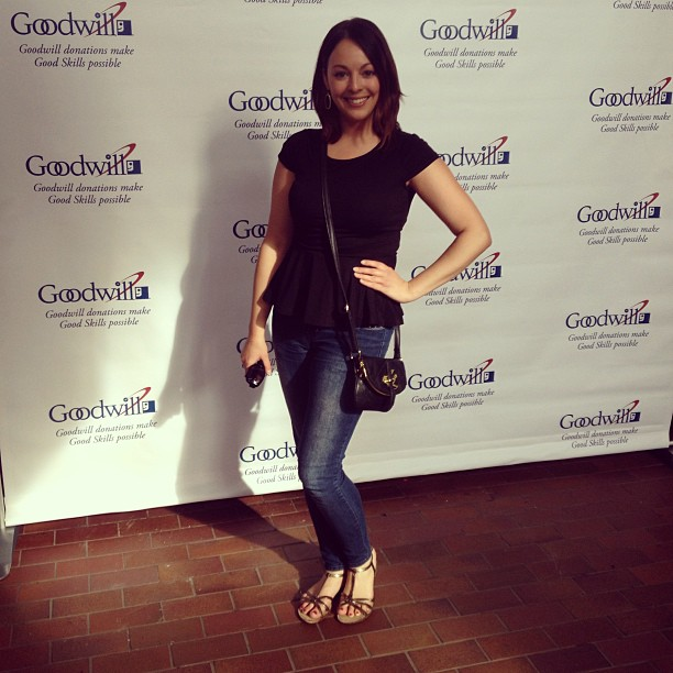 Goodwill Good Style Fashion Show 2013 Life With Leah