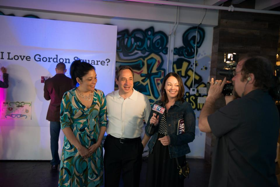 Interviewing Councilman Matt Zone and Michelle Zone