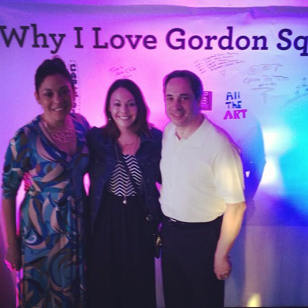 With Councilman Matt Zone and Michelle Zone