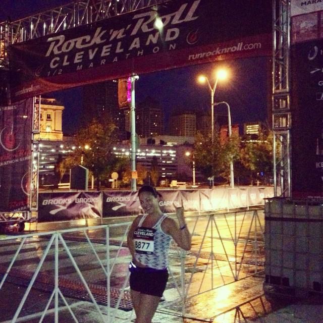 rnr marathon me morning