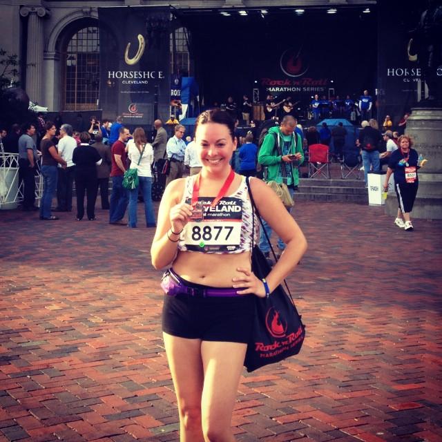 rnr marathon me