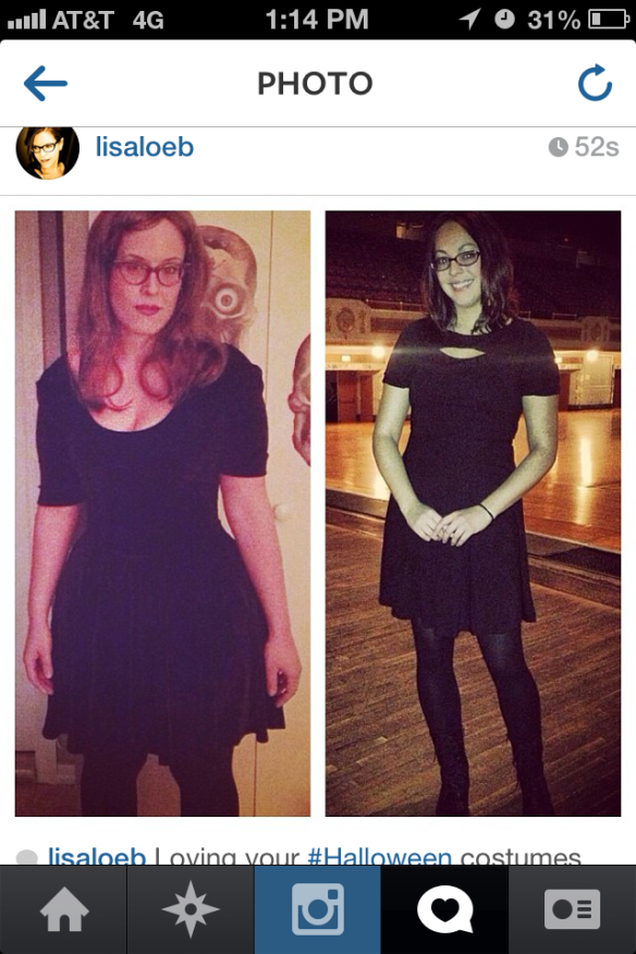 From Lisa Loeb's Instagram