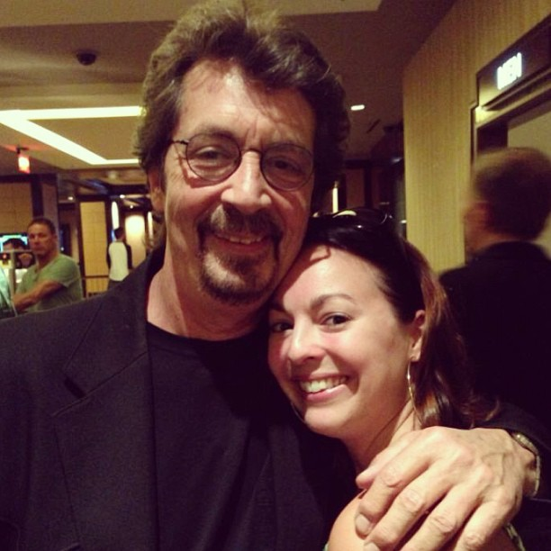 With Michael Stanley