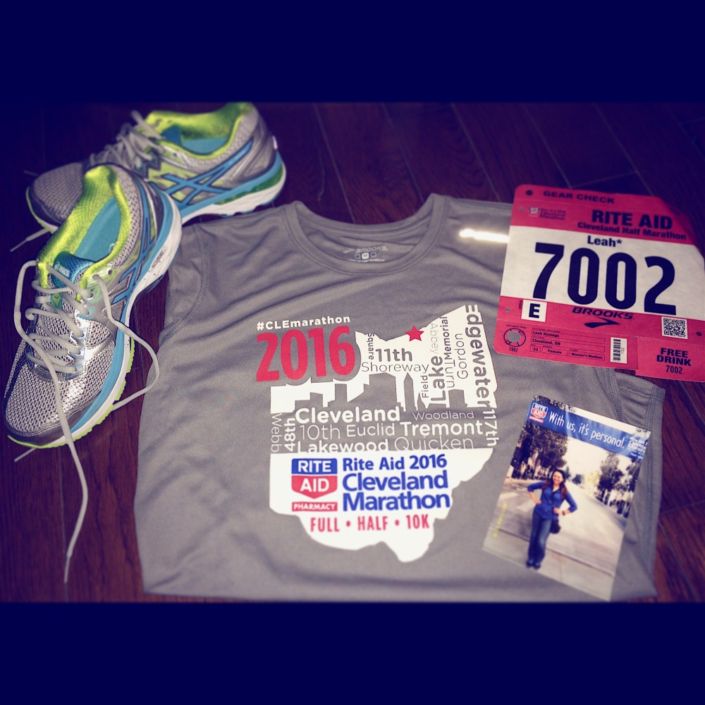 Rite Aid Marathon 2016 gear